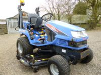 SOLD!!! ISEKI COMPACT TRACTOR TXG23 FH