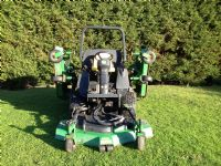 SOLD!!! JOHN DEERE 1600 TURBO SERIES 2 BATWING MOW