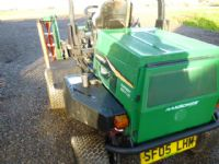 SOLD!!! RANSOMES PARKWAY 2250 PLUS DIESEL RIDE ON