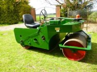 SOLD!!! T H WHITES AUTO ROLLER CRICKET PITCH