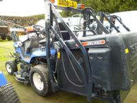SOLD!!! ISEKI SXG19 MOWER DIESEL HIGH TIP RIDE ON