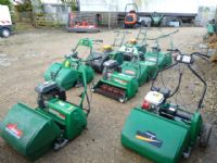 SOLD!!! SUPER CERTES 61 RANSOMES PEDESTRIAN MOWER