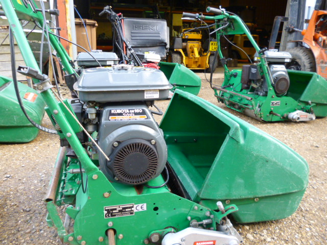 SOLD!!! RANSOMES SUPER CERTES 61 PEDESTRIAN MOWER