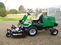 SOLD!!! RANSOMES 728D 4WD OUTFRONT ROTARY RIDE ON