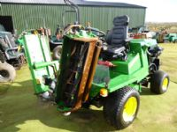 SOLD!!! JOHN DEERE 900 RIDE ON  4x4 MOWER