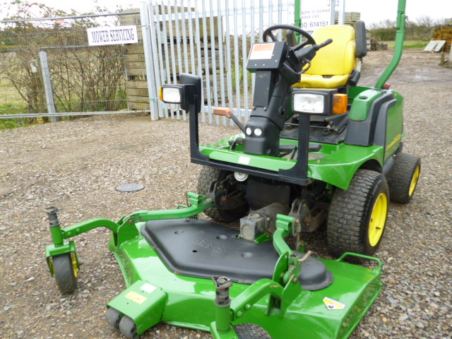 SOLD!!! JOHN DEERE 1445 ROTARY RIDE ON MOWER
