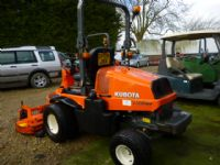 SOLD!!! KUBOTA F2880 OUT FRONT ROTARY RIDE ON MOWE