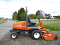 SOLD!!! KUBOTA F3680 OUT FRONT ROTARY RIDE ON MOWE