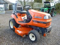 SOLD!!! KUBOTA G2160 MID MOUNT ROTARY MOWER