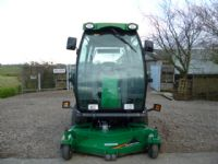 SOLD!!! RANSOMES HR6010 BATWING MOWER WITH CAB