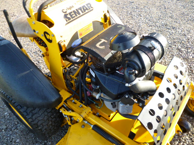 SOLD!!! WRIGHTS SENTAR 48 ZERO TURN ROTARY MOWER