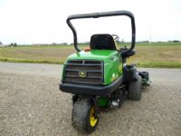 SOLD!!! JOHN DEERE 2500 RIDE ON LAWN MOWER DIESEL