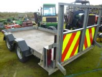 SOLD!!! HAZELWOOD 4 WHEELED PLANT TRAILER