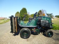 SOLD!!! HAYTER LT322 TRIPLE GANG LAWN MOWER