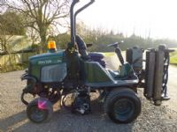 SOLD!!! HAYTER 324 CYLINDER TRIPLE GANG LAWN MOWER