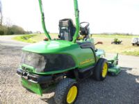 SOLD!!! JOHN DEERE 1445 OUTFRONT RIDE ON MOWER