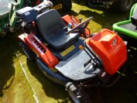 SOLD!!! CANICOM CM141 RIDE ON MOWERS AS NEW UNUSED