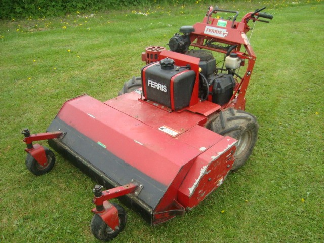 SOLD!!! FERRIS FLAIL WALK BEHIND MOWER for sale, FNR Machinery