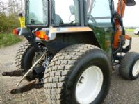 SOLD!!! KIOTI DK50C TRACTOR WITH LOADER