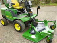 SOLD!!! JOHN DEERE F1445 SERIES II OUTFRONT ROTARY
