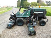 SOLD!!! HAYTER T424 5 GANG RIDE ON MOWER USED
