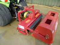 SOLD!!! HUXLEY TV36  SCARIFIER PTO DRIVEN