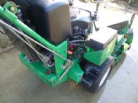 SOLD!!! RANSOME BOBCAT WALK BEHIND ROTARY MOWER