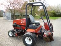 SOLD!!! TORO 5400D REELMASTER 4WD FAIRWAY RIDE ON