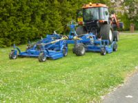 PORT AGRIC NIMROD TRACTOR MOUNTED ROTARY MOWER+