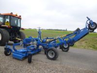 SOLD!!! PORT AGRIC NIMROD TRACTOR MOUNTED ROTARY M