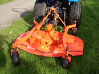 SOLD!!! SICMA FINISHING MOWER 5FT ROTARY