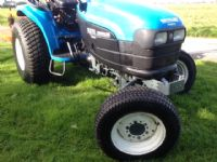 SOLD!!! NEW HOLLAND TC270D COMPACT TRACTOR