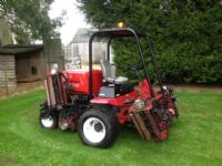 SOLD!!! TORO REELMASTER 6700D FAIRWAY MOWER 4X4