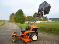 SOLD!!! KUBOTA GZD21 ZERO TURN MOWER
