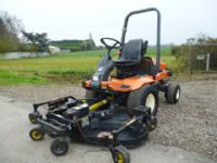 sold !! KUBOTA F3560 OUTFRONT MOWER