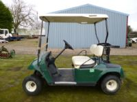 SOLD!!! EZGO CHOICE OF 2 PETROL ENGINE