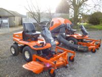 SOLD!!! KUBOTA F1900 2WD DIESEL ENGINE OUTFRONT