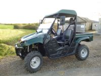 SOLD!!! YAMAHA RHINO 660 ATV ROAD KIT