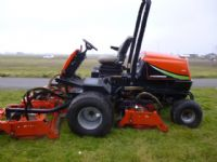 SOLD!!! JACOBSEN AR250 ROTARY 5 GANG MOWER 4WD