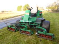 SOLD!!! RANSOMES 250 FAIRWAY MOWER DIESEL