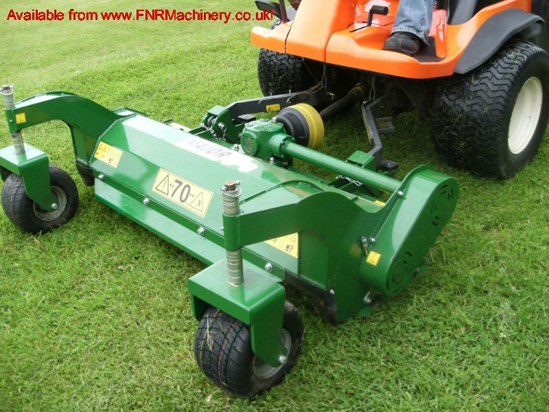 NEW MAJOR 1.4 AND 1.6 FLAIL MOWER