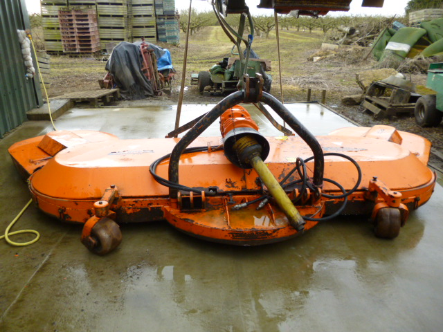 SOLD!!! PERFECT DR440 VARIABLE WIDTH MOWER ATTACHM