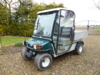 SOLD!!! CLUB CAR INGERSOLL RAND UTILITY BUGGY