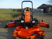 SOLD!!! RANSOMES HR6010 2011 ONLY 500 HOURS