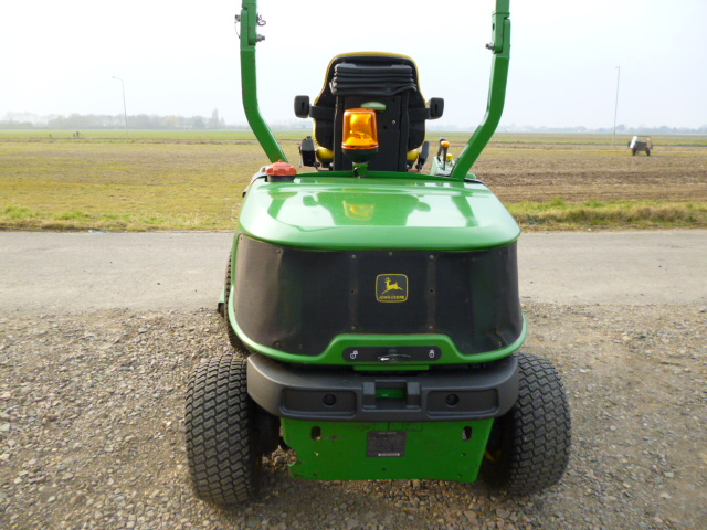 SOLD!!! JOHN DEERE F1445 OUTFRONT ROTARY RIDE