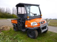 SOLD!!! KUBOTA RTV900 UTILITY 4X4 YEAR 2012 2013