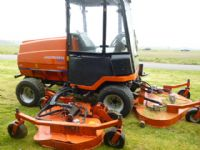 SOLD!!! JACOBSEN HR5111 BATWING MOWER DIESEL
