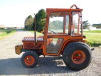 SOLD ! KUBOTA B2150 COMPACT TRACTOR 4X4 CAB
