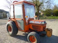 SOLD!!! KUBOTA B2150 COMPACT TRACTOR 4X4 CAB