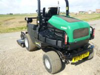 SOLD!!! RANSOMES HR3300T OUTFRONT MOWER 2008/09